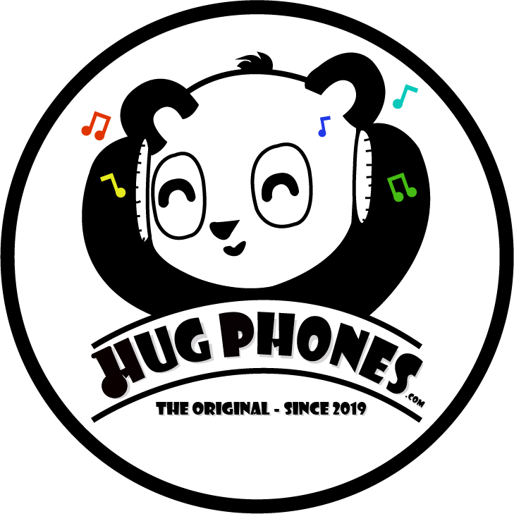HugPhones - Wearable Teddy Bear Headphones