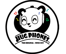 HugPhones official logo