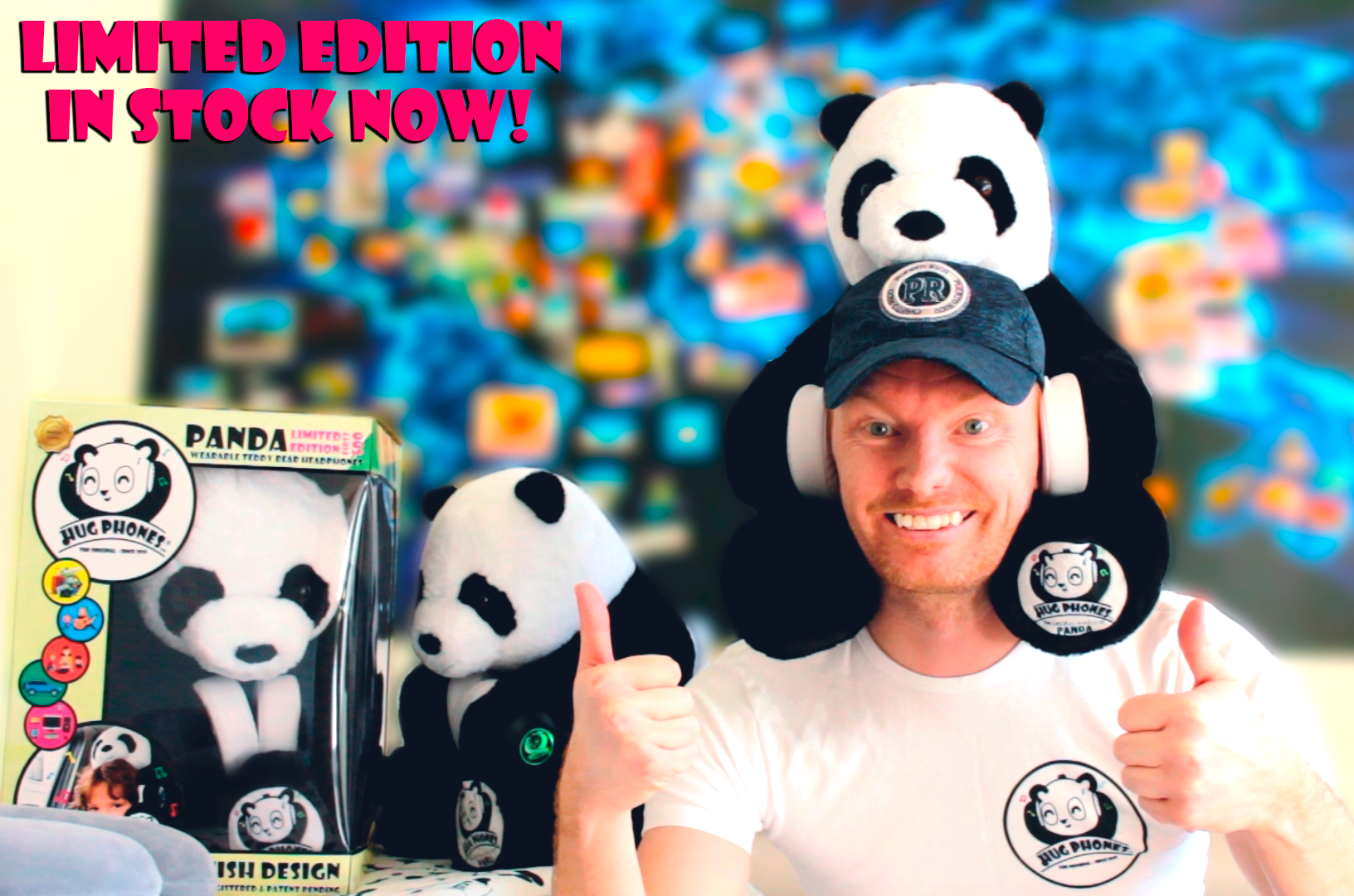 Get Your Panda Now - Click Here!